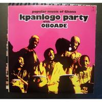 Kpanlogo Party & Oboade: Music of Ghana