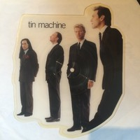 Tin Machine: Tin Machine -Shaped Picture Disc-