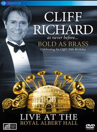 Richard, Cliff: Bold as brass