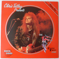 Celtic Frost: Chris Tetley Presents: Celtic Frost Story - picture disc