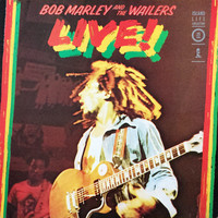 Marley, Bob: Live!