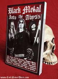 Patterson, Dayal: Black Metal: Into The Abyss