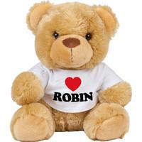 Robin: Pehmonalle