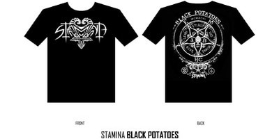 Stam1na: Black potatoes