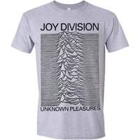 Joy Division: Unknown pleasures (grey)