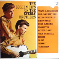 Everly Brothers: The Golden Hits Of The Everly Brothers
