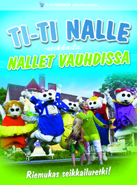 Ti-Ti Nalle: Nallet Vauhdissa