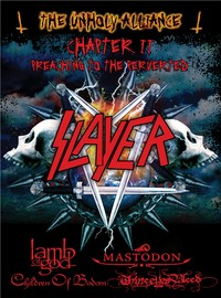 Slayer: Unholy Alliance Chapter II