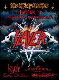 Slayer: Unholy Alliance Chapter II
