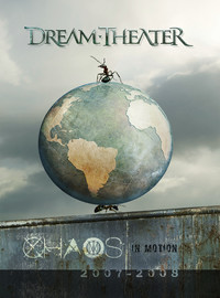 Dream Theater: Chaos In Motion -ltd 2dvd+3cd