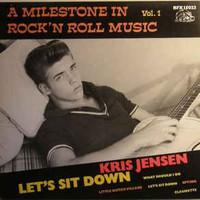 Jensen, Kris: Let's Sit Down