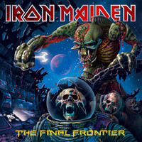 Iron Maiden: The Final Frontier -picture disc-