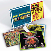 Iron Butterfly: Original album series