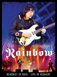 Rainbow : Memories in rock -live in Germany