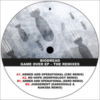 Biodread: Game Over EP - The Remixes