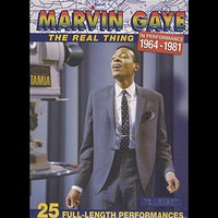 Gaye, Marvin: The Real Thing: In Performance 1964-1981