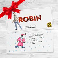 Robin: Robin lahjakortti
