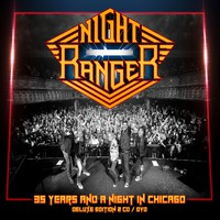 Night Ranger : 35 years and a night in Chicago