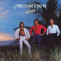 Emerson, Lake & Palmer : Love Beach