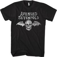 Avenged Sevenfold: Death bat logo