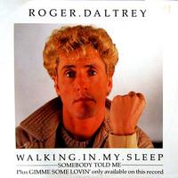 Daltrey, Roger: Walking In My Sleep