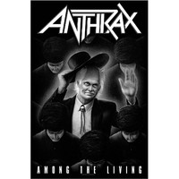 Anthrax : Among the Living