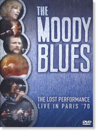 Moody Blues: The Lost Performance Live in Paris ´70