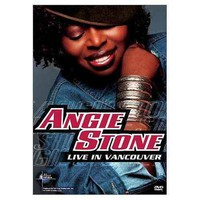 Angie Stone: Angie Stone live in Vancouver Island