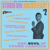 V/A: Studio one rocksteady 2