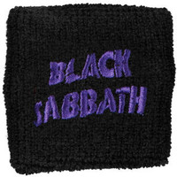 Black Sabbath: Purple Wavy Logo