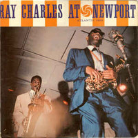 Charles, Ray: At Newport