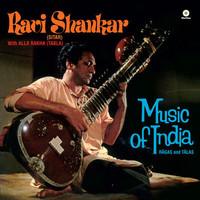 Shankar, Ravi: Ragas & Talas