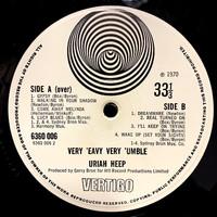 Uriah Heep : Very 'eavy ...very 'umble
