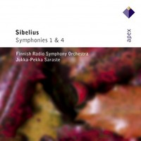 Saraste, Jukka-Pekka: Sibelius: Symphonies 1 & 4