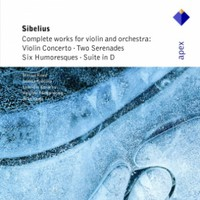 Kavaskos, Leonidas: Sibelius: Complete works for violin and orchestra