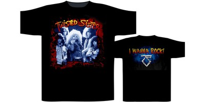 Twisted Sister: I Wanna Rock
