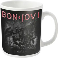 Bon Jovi : Slippery when wet