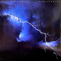 Dire Straits : Love Over Gold