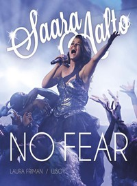 Aalto, Saara: Saara Aalto - No fear - ENGLISH