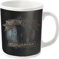 Bon Jovi: New jersey