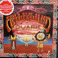 Hawkwind: Quark, Strangeness and Charm
