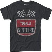 Bsa: Spitfire flag