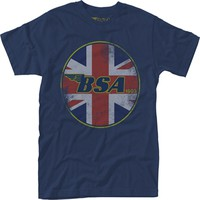 Bsa: Union jack logo