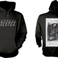 Creeper: Death card