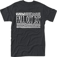 Fall Out Boy: Us flag