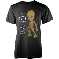 Marvel Guardians Of The Galaxy Vol 2: I am groot scribbles