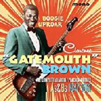"Brown, Clarence ""Gatemouth"": Boogie Uproar"