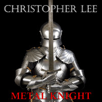 Lee, Christopher: Metal knight -picture disc