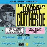 Fall: Live in clitheroe 2013 -orange vinyl