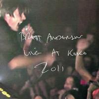 Anderson, Brett: Solo live